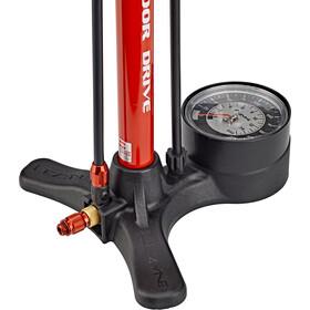 Lezyne Sport Floor Drive Floor Pump red